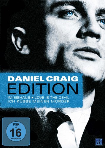 Daniel Craig Edition (Im Eishaus, Love is the Devil & Ich küsse meinen Mörder) [Collector's Edition] [3 DVDs]