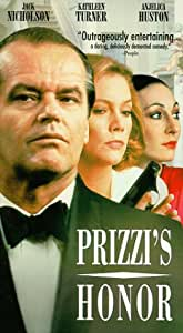 Prizzi's Honor [VHS]