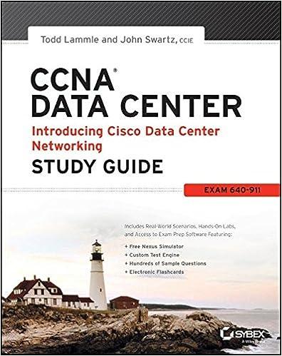 CCNA Data Center 640-911(Study guide)