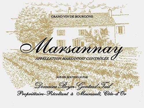 2011 Domaine Boyer-Gontard: Marsannay Les Echezeaux 750 Ml