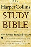 img - for HarperCollins Study Bible: New Revised Standard Version (with the Apocryphal/Deuterocanonical Books) book / textbook / text book