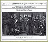 The Complete Piano Music of Georges I. Gurdjieff and Thomas de Hartmann, Vol. 1