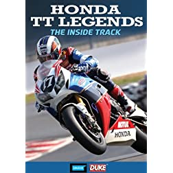 TT Legends: The Inside Track