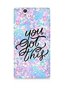 AMEZ you got this Back Cover For Sony Xperia C4
