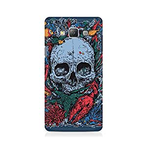 Mobicture Skull Art Premium Printed Case For Samsung On 7