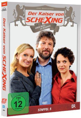 Der Kaiser von Schexing - Staffel 5 [2 DVDs]