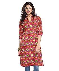 ENAH mughal floral print kurta