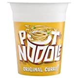 Pot Noodle Original Curry Flavour 12x90g