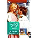 Everyday, Average Jones (Sensation)by Suzanne Brockmann