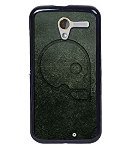 djipex DIGITAL PRINTED BACK COVER FOR MOTO X