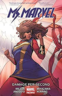 Book Cover: Ms. Marvel Vol. 7