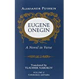 Eugene Onegin: A Novel in Verse, Vol. 2 ~ Aleksandr Sergeevich...