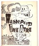 img - for THE GREAT WASTEPAPER THEATRE ANTHOLOGY *DAS EINZIGE STANDARDWERK book / textbook / text book