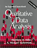 img - for Qualitative Data Analysis: An Expanded Sourcebook(2nd Edition) book / textbook / text book