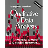 Qualitative Data Analysis: An Expanded Sourcebook(2nd Edition) ~ A. M. Huberman