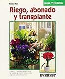img - for Riego, Abonado y Transplante (Spanish Edition) book / textbook / text book