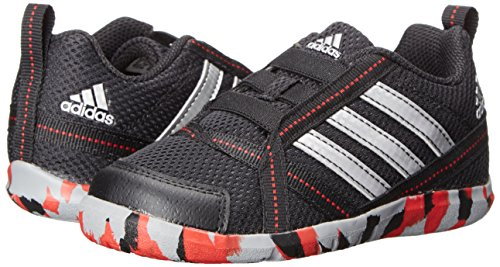 adidas Performance Natweb I Slip On Shoe (Toddler) шапка adidas performance adidas performance ad094cuunz02