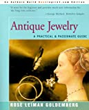 img - for Antique Jewelry: A Practical & Passionate Guide book / textbook / text book