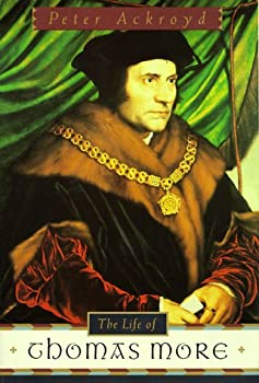 "Cover of ""The Life of Thomas More"""