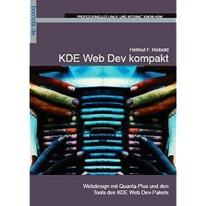 eBook Cover für  KDE Web Dev kompakt Webdesign mit Quanta plus und den KDE Web Dev Tools