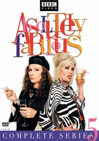 Absolutely Fabulous Complete Series 5 [DVD] [1992]