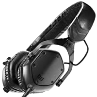 V-MODA XS Metal Noise Isolating On Ear Headphones - Matte Black