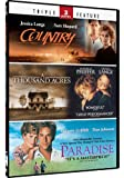 Country / A Thousand Acres / Paradise (Triple Feature)