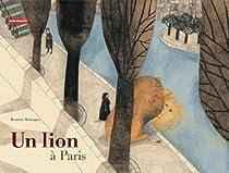 Un Lion � Paris par Alemagna