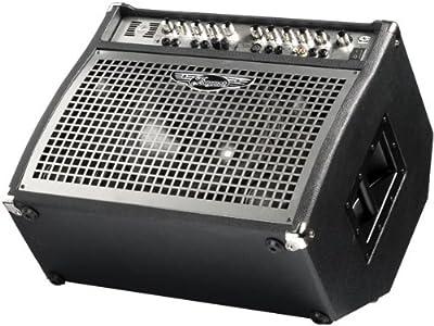 Traynor K4 Keyboard Amplifier 300 Watts 12 Inch Low Frequency Woofer Four Input Channels by Traynor