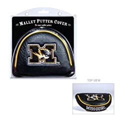 Brand New Missouri Tigers NCAA Putter Cover - Mallet by Things for You