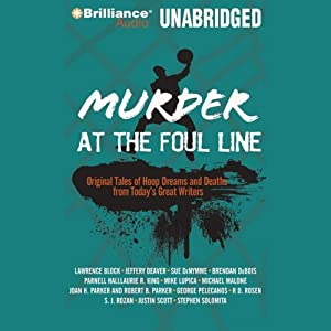 Murder at the Foul Line Audiobook