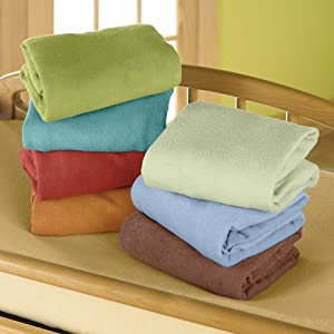 Summer Infant Organic Cotton Changing Pad Cover STONE