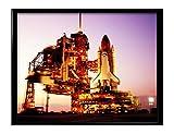 Ownclique Mission Apollo 12x18 inches Matte Poster