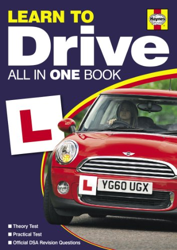 Learn to Drive (Haynes All in One Book)