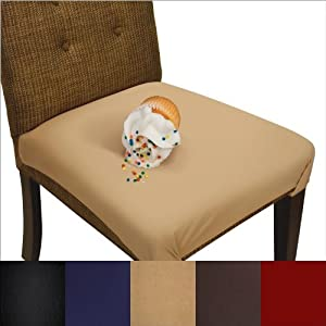 Amazon Com Smartseat Dining Chair Cover And Protector