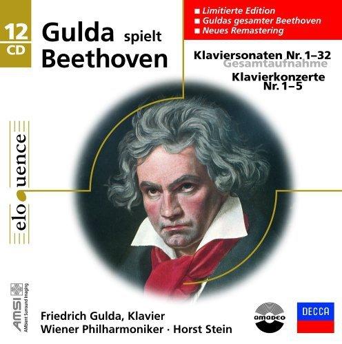 Audio CD : Beethoven: Piano Sonata 1-32, Piano Concertos 1-5 [Box set] [+Peso($32.00 c/100gr)] (US.AZ.32.3-0-B000BQV52A.387)