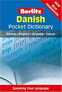Berlitz Pocket Danish
