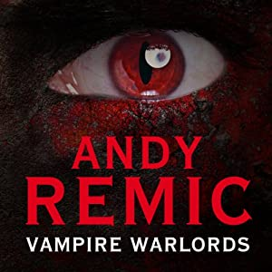 Vampire Warlords Audiobook
