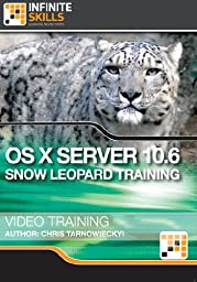 OS X Server 10.6 Snow Leopard - Training Course [Download]