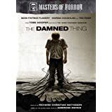 Masters of Horror: The Damned Thing ~ Sean Patrick Flanery