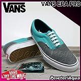VANS(バンズ) エラ プロ ERA PRO Pewter/Aqua/メンズ(men's) 靴 スニーカー(VN-0VFBAMF)