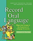 img - for Record of Oral Language New Edition Update book / textbook / text book