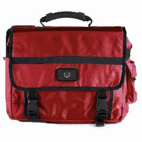 Mutsy Nursery Bag, Team Red (Discontinued by Manufacturer)