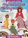 img - for Plastic Canvas Patterns Birthstone Angels book / textbook / text book