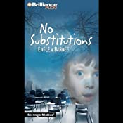 No Substitutions: Strange Matter #1   Marty M Engle, Johnny R Barnes