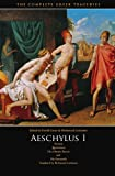 img - for Aeschylus I: Oresteia: Agamemnon, The Libation Bearers, The Eumenides (The Complete Greek Tragedies) (Vol 1) book / textbook / text book