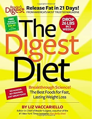 The Digest Diet The Best Foods For Fast Lasting Weight Loss by Readers Digest