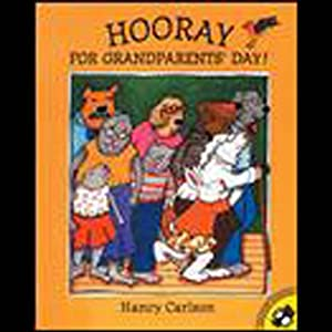 Hooray for Grandparents Day Audiobook