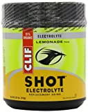 Clif Shot Electrolyte Replacement Drink Lemonade Flavour 910g