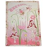 Powell Craft Fairies In The Garden Cotton Wrap